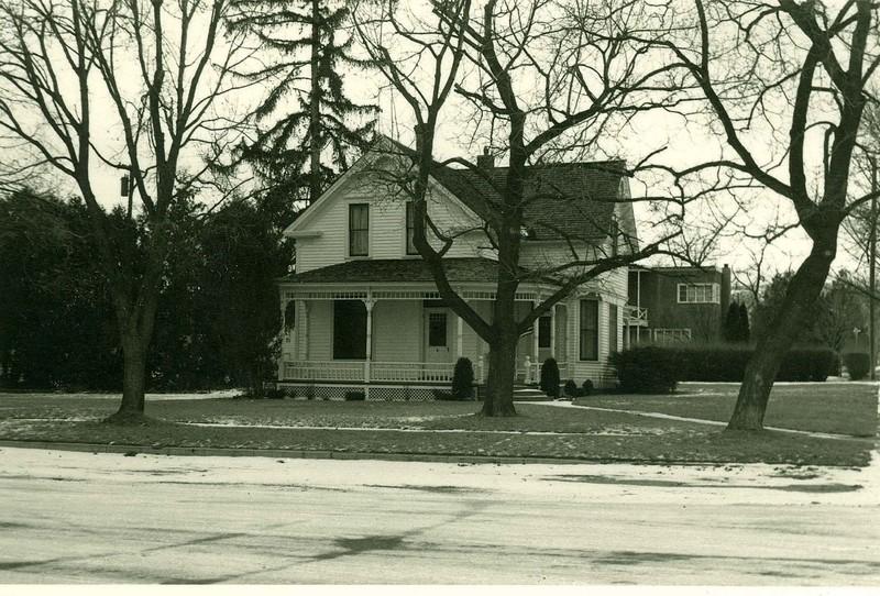 Albert May House