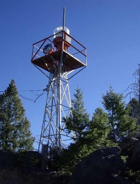 Homestake Airway Beacon, Silver Bow County, MT