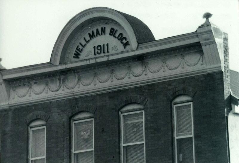 Wellman Block