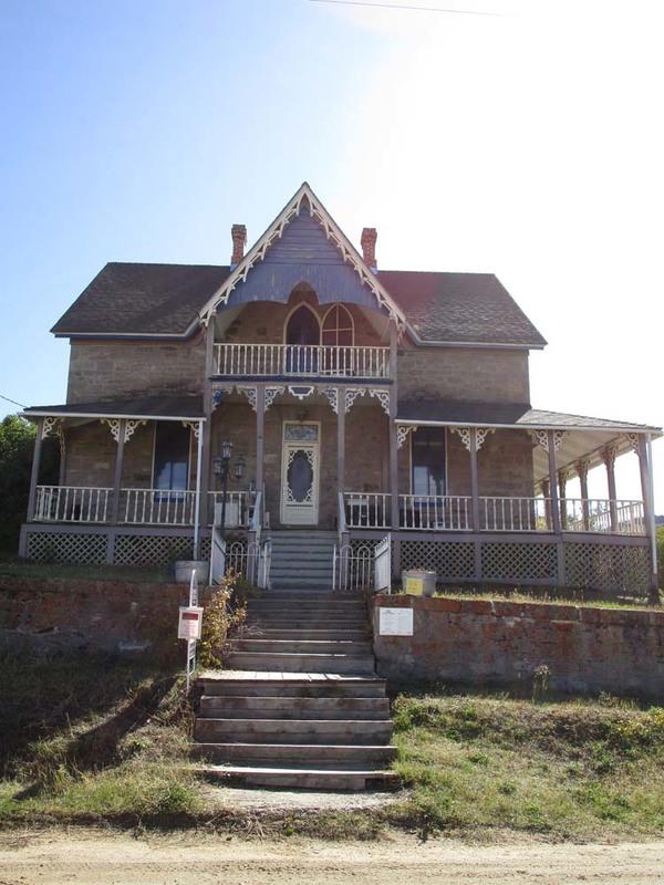 George Thexton House, Virginia City