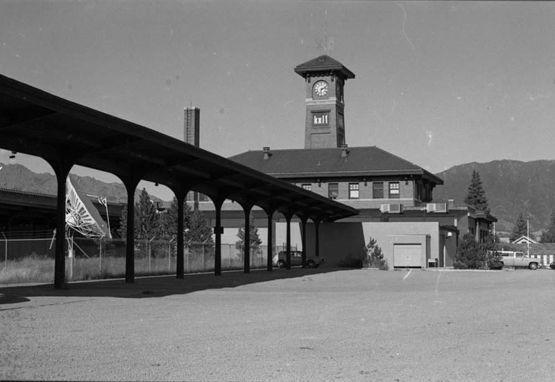 Milwaukee Depot, Butte