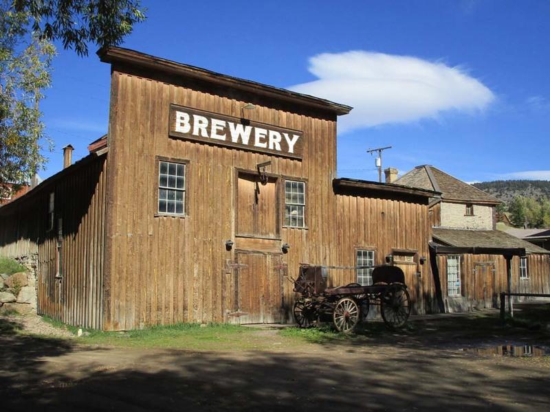 Gilbert Brewery, Virginia City