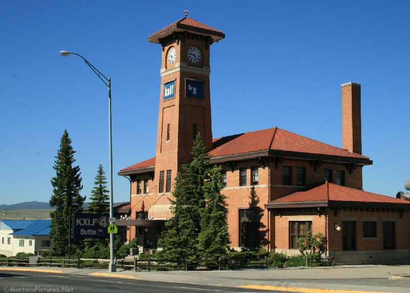 Milwaukee Depot, Butte