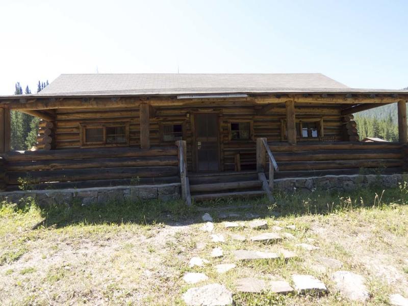 Elkhorn Ranch Historic District