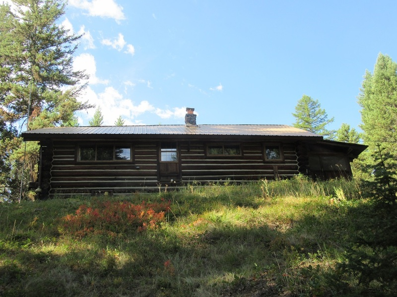 Stark House, Seeley Lake, MT