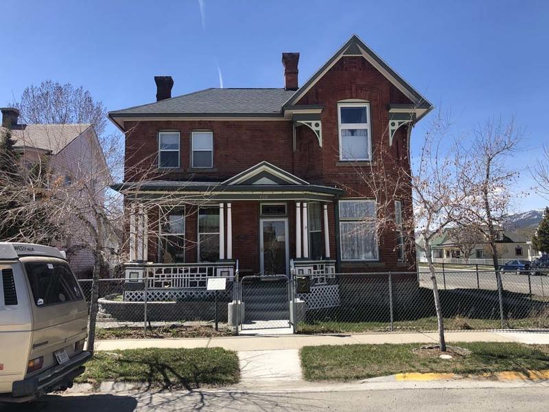 Conley Residence, 400 Maple, Anaconda, MT
