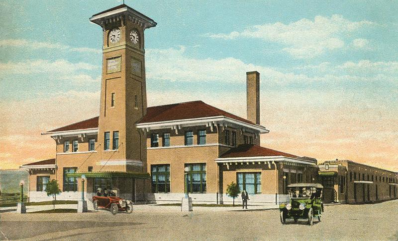 Passenger Station, Butte