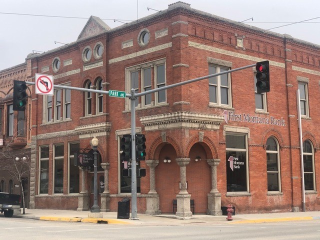 Marcus Daly Bank