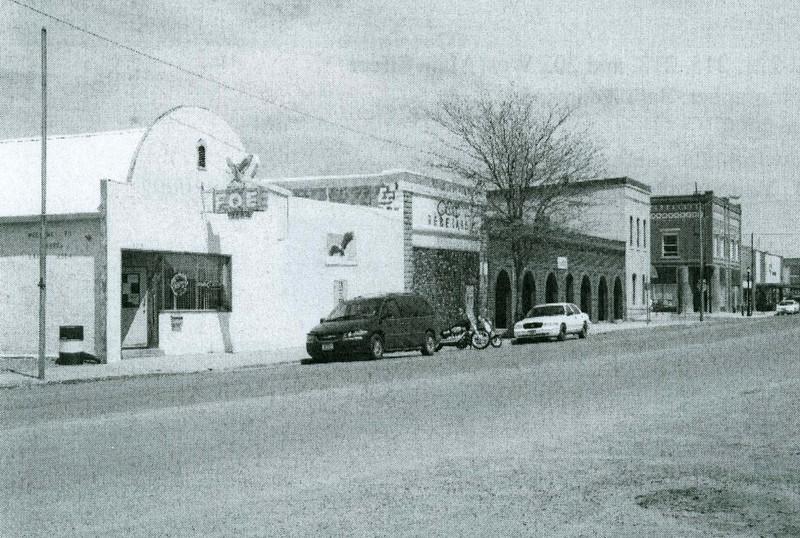Laurel Downtown Historic District