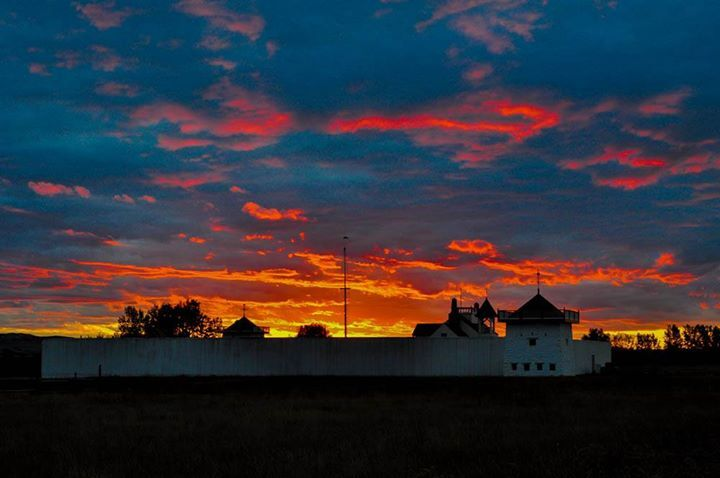 Fort Union Trading Post, Williston, ND