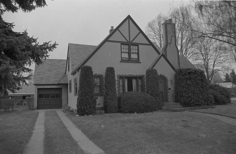 Dr. George B. Taylor Home