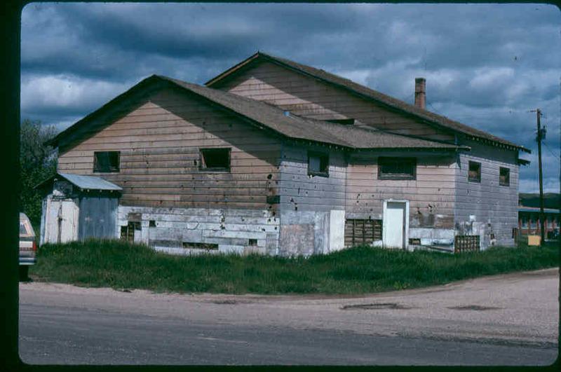 Lodgepole Community Hall