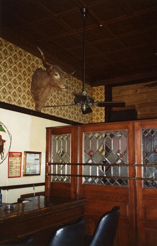 Interior, Montana Bar